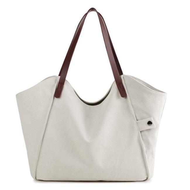 Large capacity women's Shoulder Canvas Bag Handbag