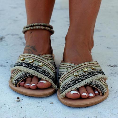 Bohemia women sandals