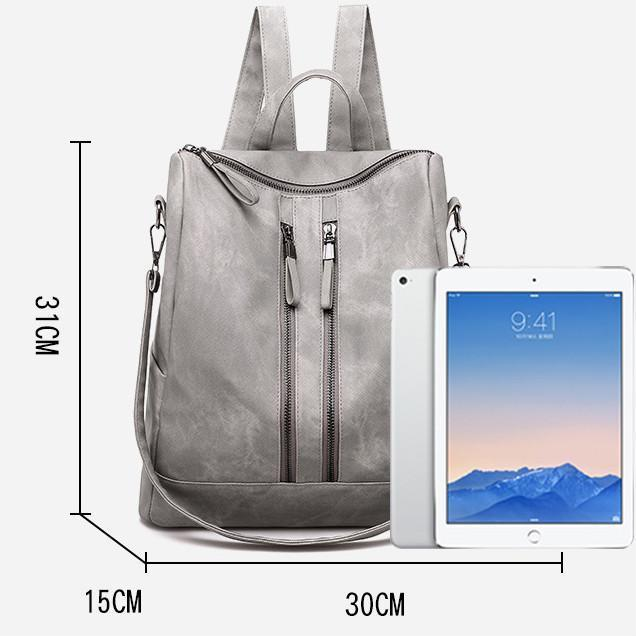 2020 New And Fashional Woman PU Backpack Crossbody Bag