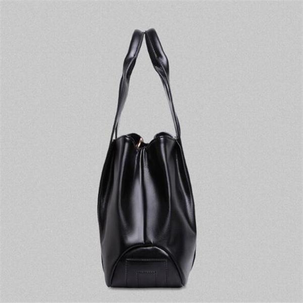 Women PU Leather Casual High Capacity Handbag Shopping Crossbody Bag