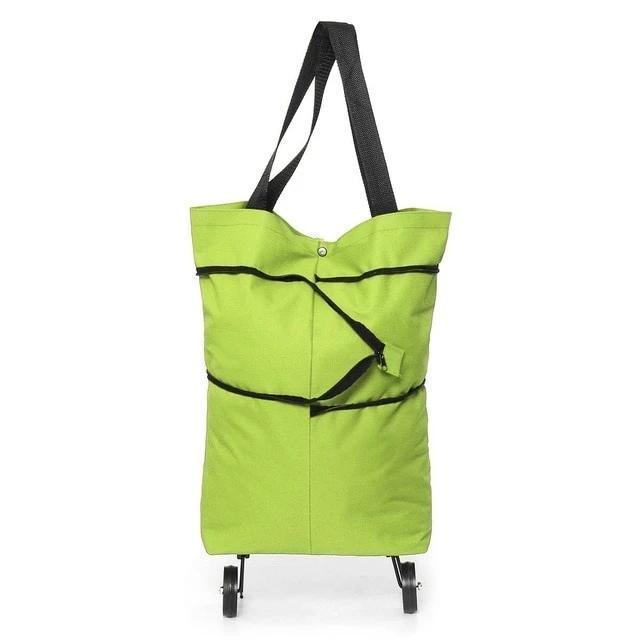 Foldable Shopping Cart Storage Bag