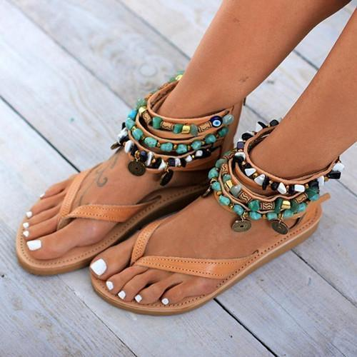 Greek Style Summer Women Sandals
