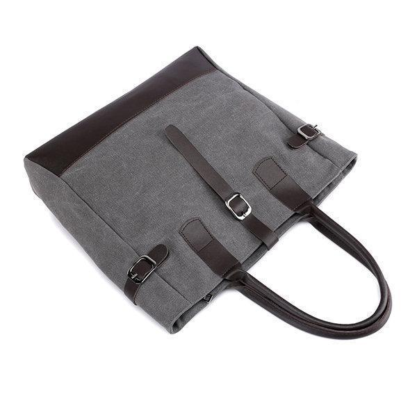 KVKY Canvas Handbag