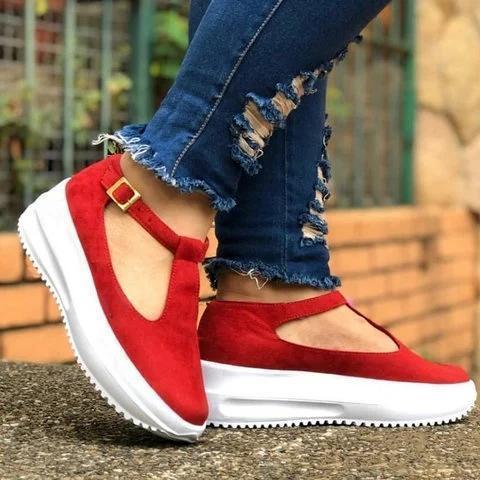 Women's Summer Slip-On Closed Toe Sandals
