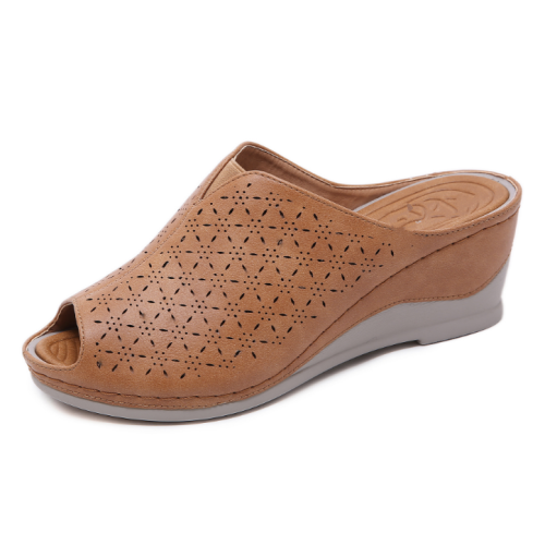 2020 New Woman Comfortable Anti-slip Wedge Sandals