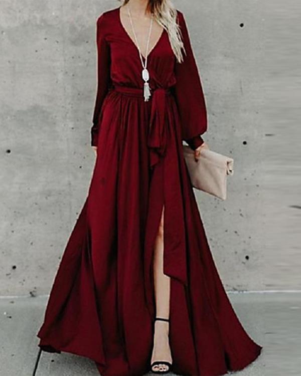 Women's Elegant Swing Dress