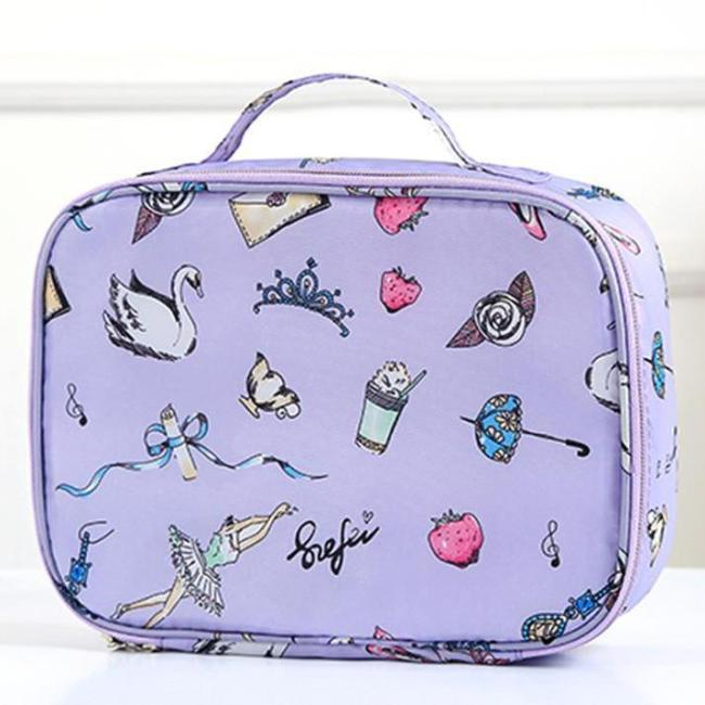 Travel Portable Storage Large Capacity Cosmetic Bag