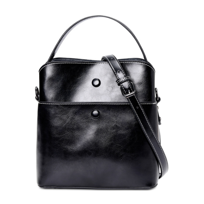 Lokeeda Bag: 2020 New And Fashional Woman Leather Handbag Shoulder Bag