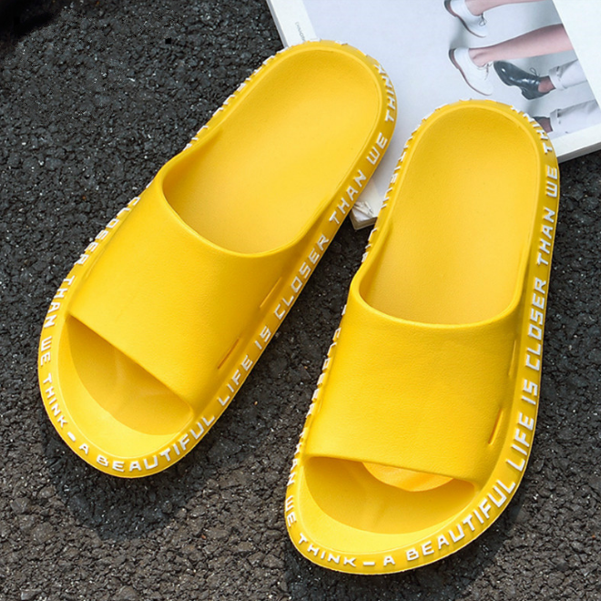 Women High Quality EVA Non-slip Bathroom Slippers