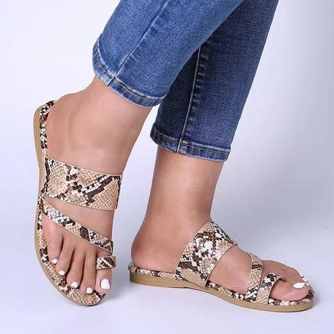 Women Summer Casual Thong Sandals