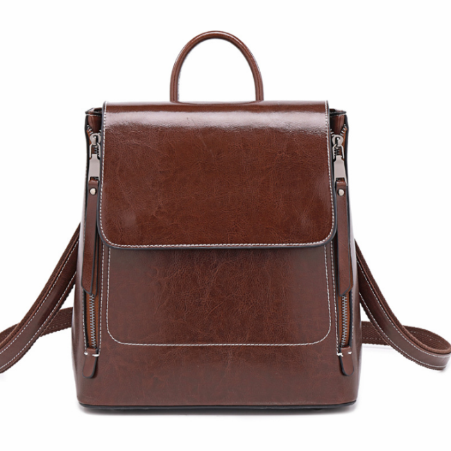Lokeeda Bag: 2020 New And Fashional Woman Retro Backpack