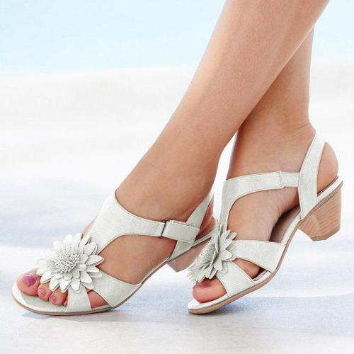 WOMEN Slip-On  SUMMER SANDALS