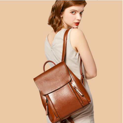 Lokeeda Bag: 2020 New And Fashional Woman Leather Shoulder Bag