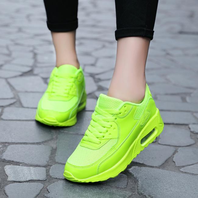 Women Summer Breathable Mesh Brand Sneakers