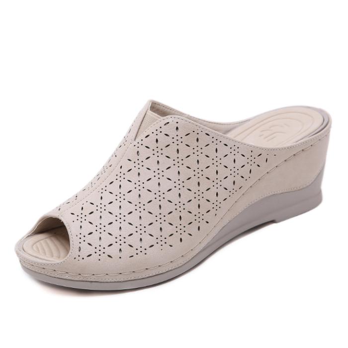 2020 New Woman Comfortable Anti-slip Wedge Sandals