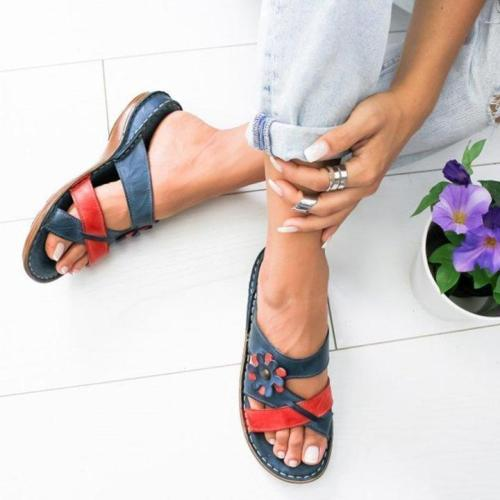 Women's Summer Floral Comfortable Sandals