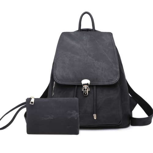 2020 New Fashional Jeans Stripes Style Restoring ancience Backpack