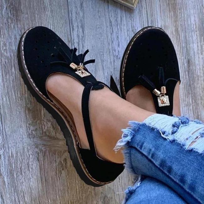 Women's Tassel Comfortable Sandals