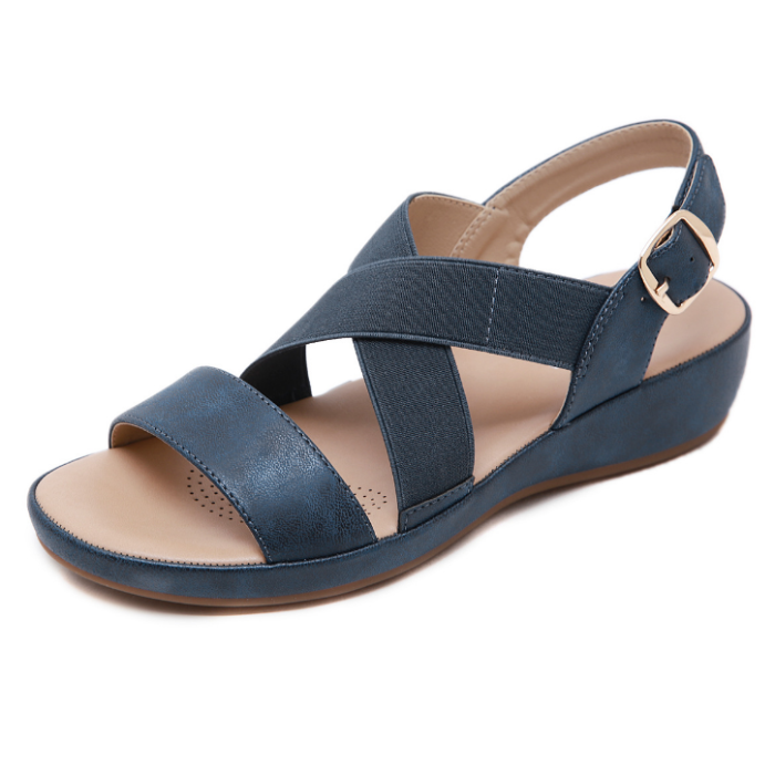 2020 New And Fashional Woman Comfortable Seaside Sandals
