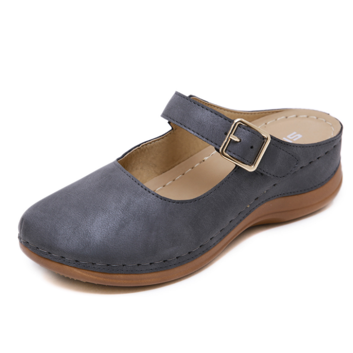 2020 New And Fashional Woman Anti-slip Ancient Wedge Sandals