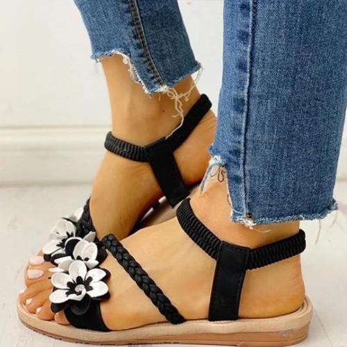 Beach Shoes Flat Roman Sandals