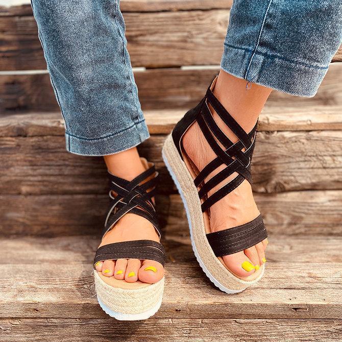 Summer Platfom Sandals
