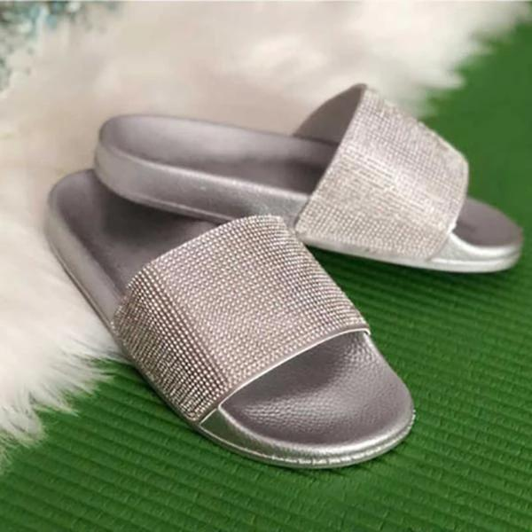 Fashion Daily Flat Summer Slippers Sandals