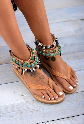 Greek Style Summer Women Sandals