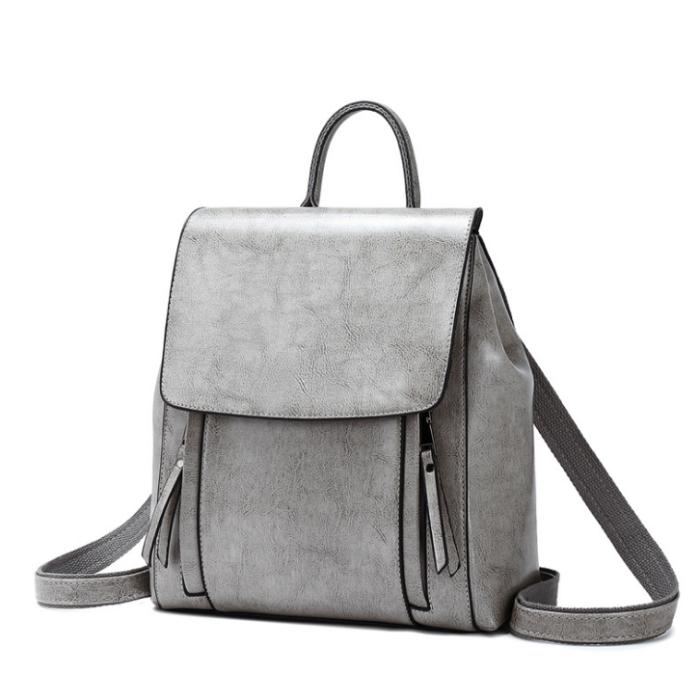 Lokeeda Bag: 2020 New And Fashional Woman Leather Shoulder Bag