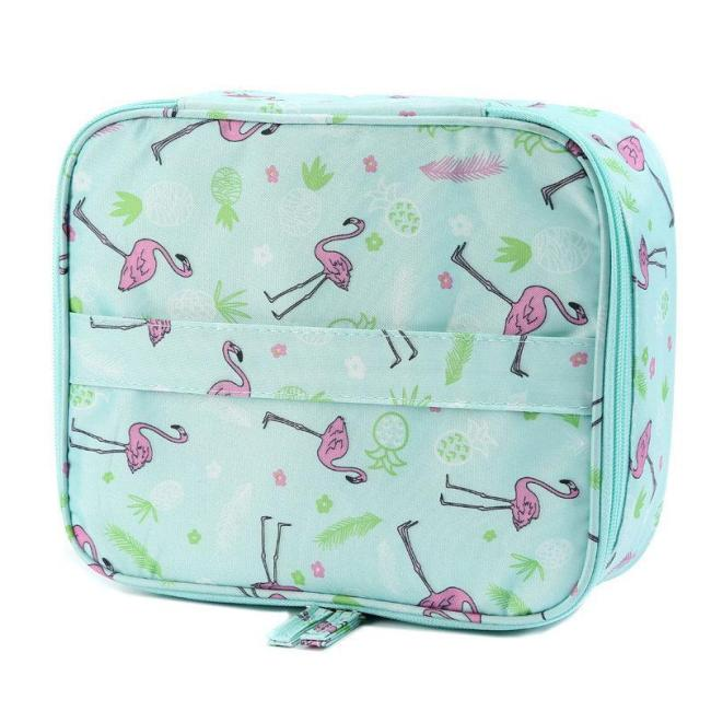 Travel Portable Makeup Storage Large Capacity Cosmetic Bag