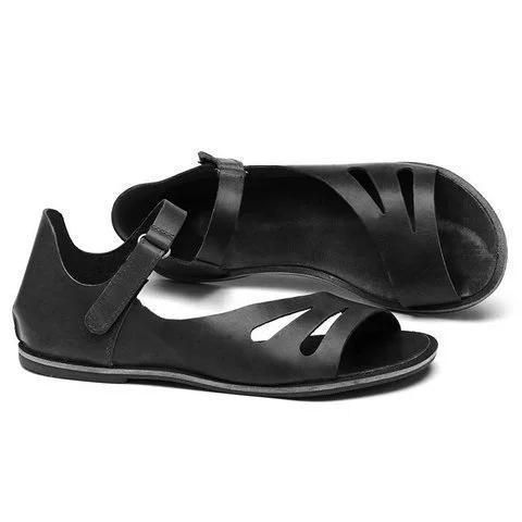 Flat Heel Casual Sandals