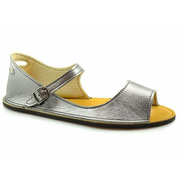 Women Opened Toe Shoes Flat Buckle Strap Sandals