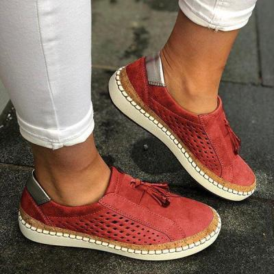 Casual Solid Color Sneakers