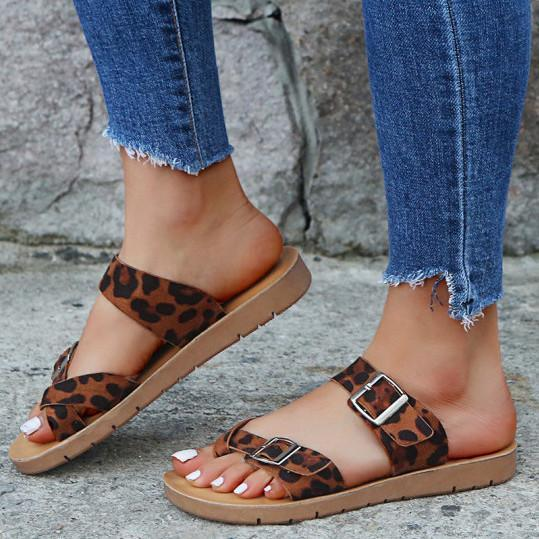 Stylish comfortable casual sandals