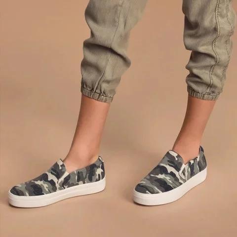 All Season Canvas Sneakers