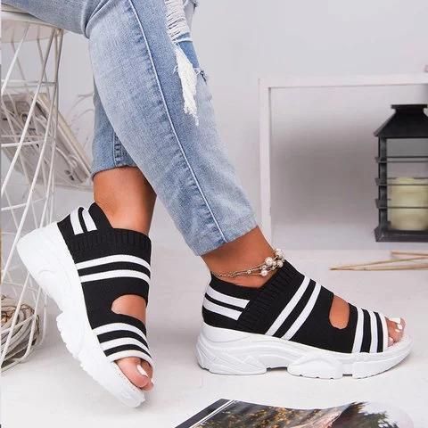 Women Breathable Comfy Sandal Shoes