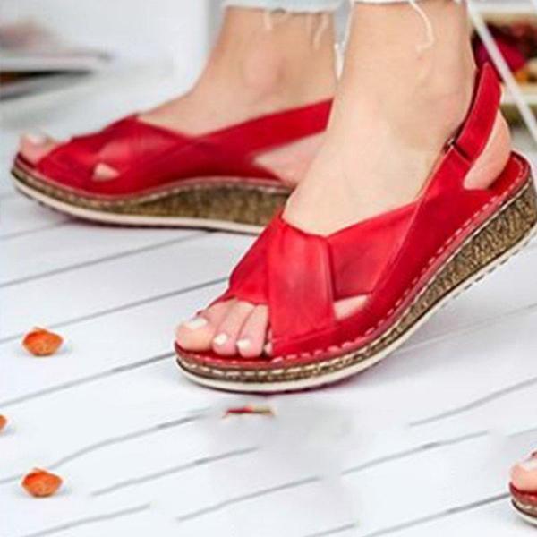 Women Open Toe Summer Sandals