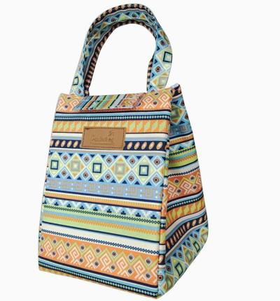 Environmentally Friendly Oxford Lunch Box Cooler Handbag