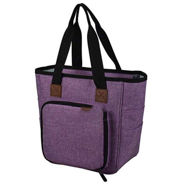 Multifunctional Portable Dustproof Knitting wool and Knitting needle bag