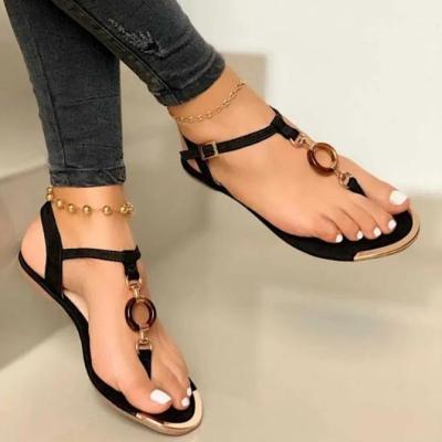 Summer Flat Heel Sandals