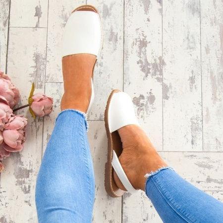 Big Size Flat Sandals Shoes