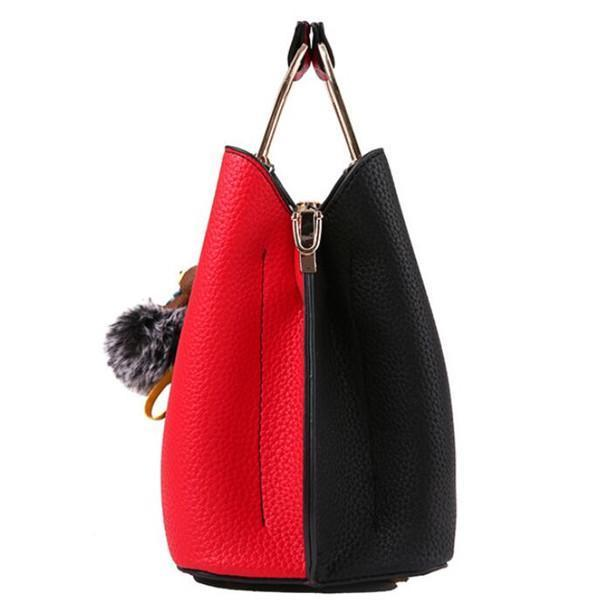 Large Capacity Crossbody Bag Simple Handbag