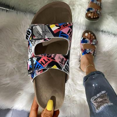 Stylish Casual Buckle Sandals