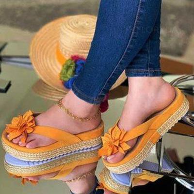 Women  Casual Flip Flops Beach Sandals