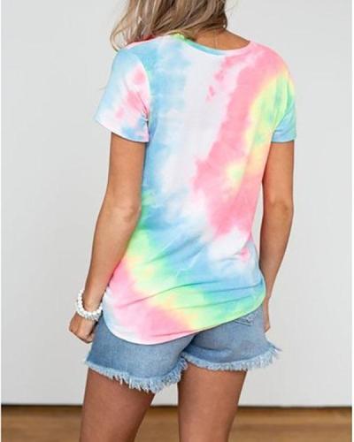 Short Sleeve Printed Shirts & Tops