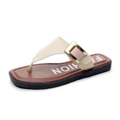 Women Summer Slip On Flat Slippers