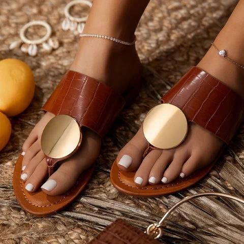Home Wear Summer Slippers