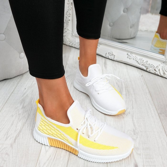 All Season Lace Up Sneakers