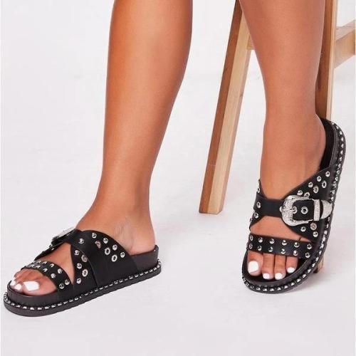 Summer Slide Sandals