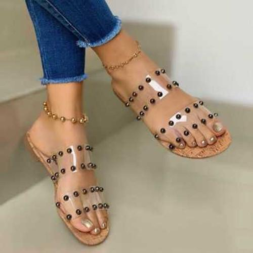 Daily Flat Heel Sandals